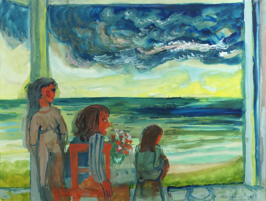Bruno Krauskopf:  Havet