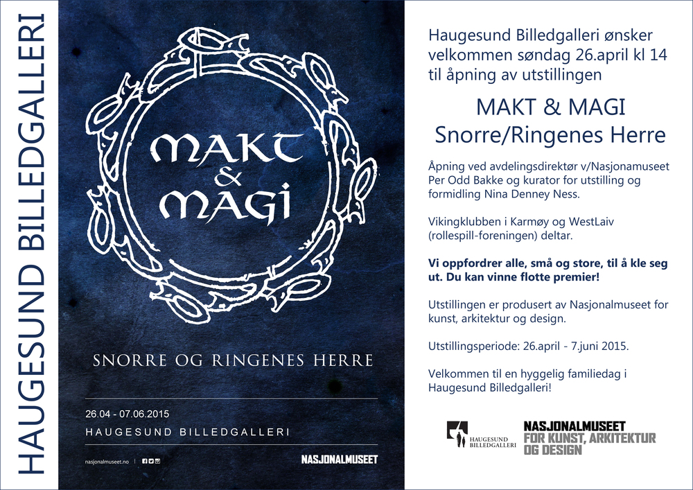 Makt & Magi