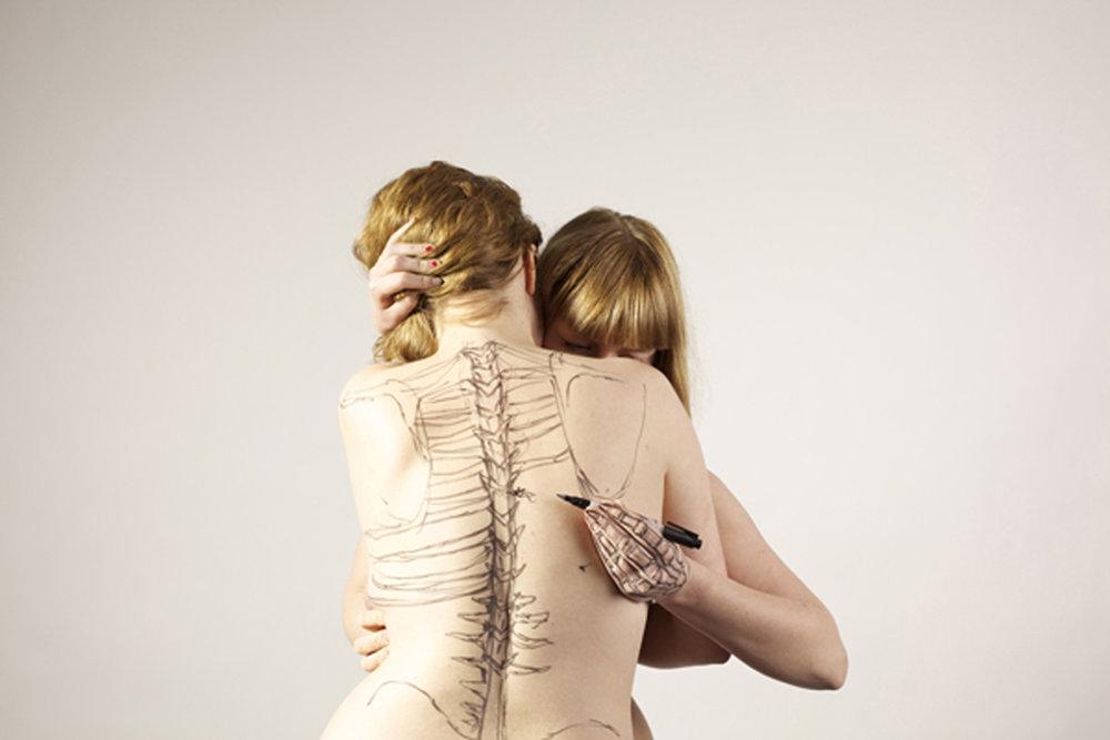 23. okt. Fotoworkshop - Med kroppen som materiale