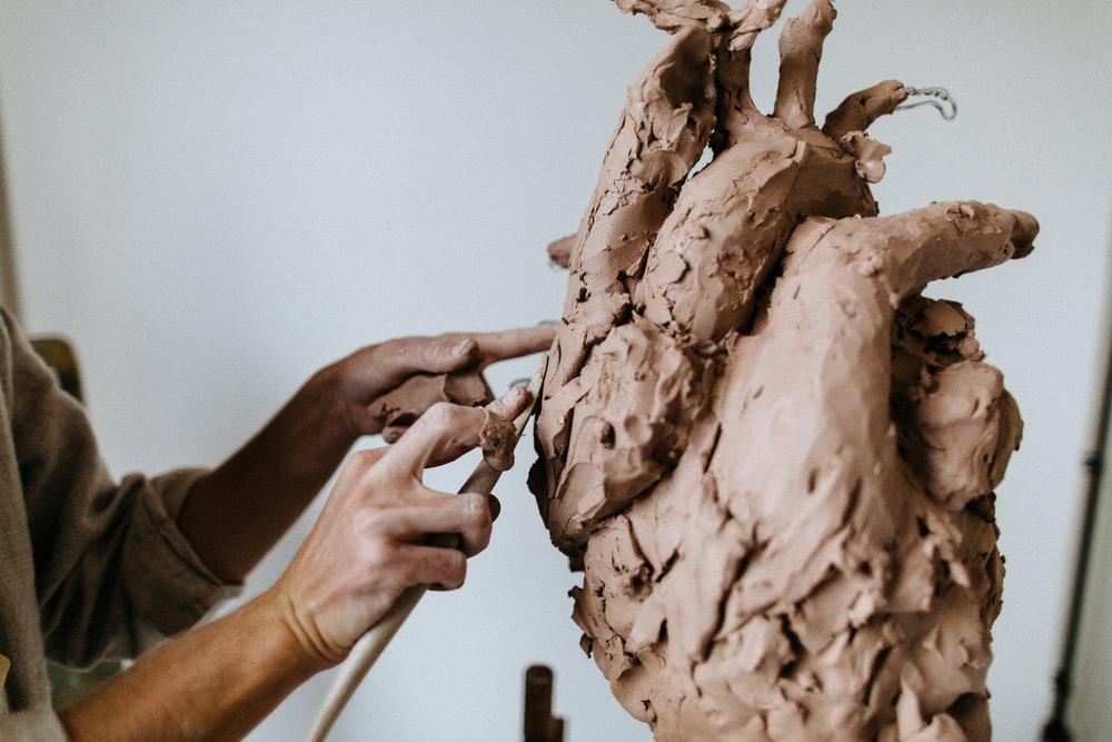 18. & 21. februar. Workshop i keramikk Del 1 & 2 v/Karoline Emmerhoff