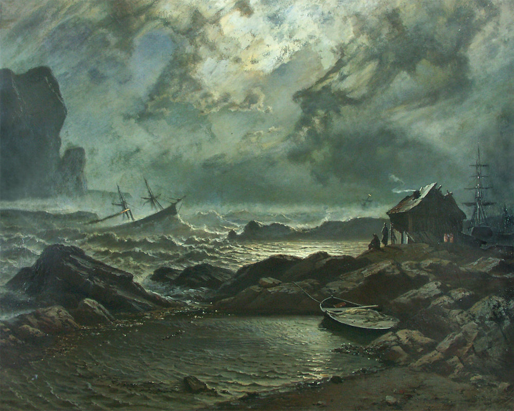 Glimt fra norsk kunsthistorie - 5.8.2016-31.12.2017