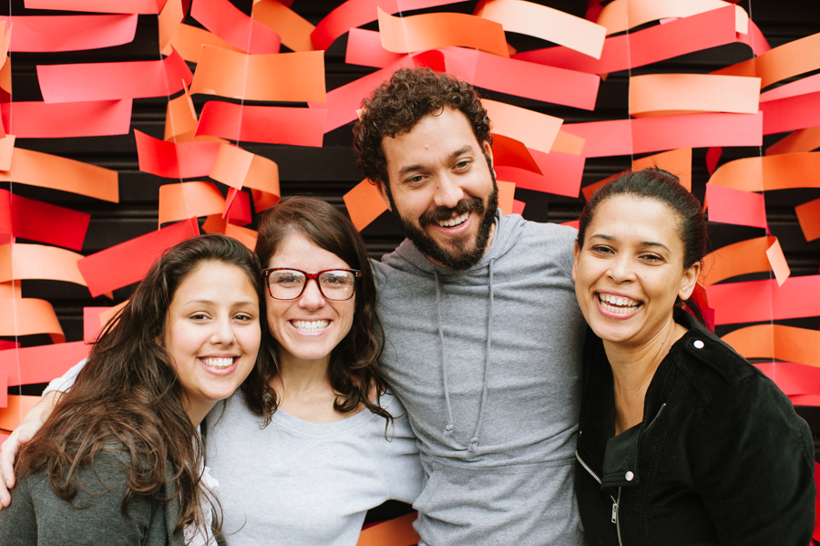 Juliane Amoreira e Marcelle Cabral