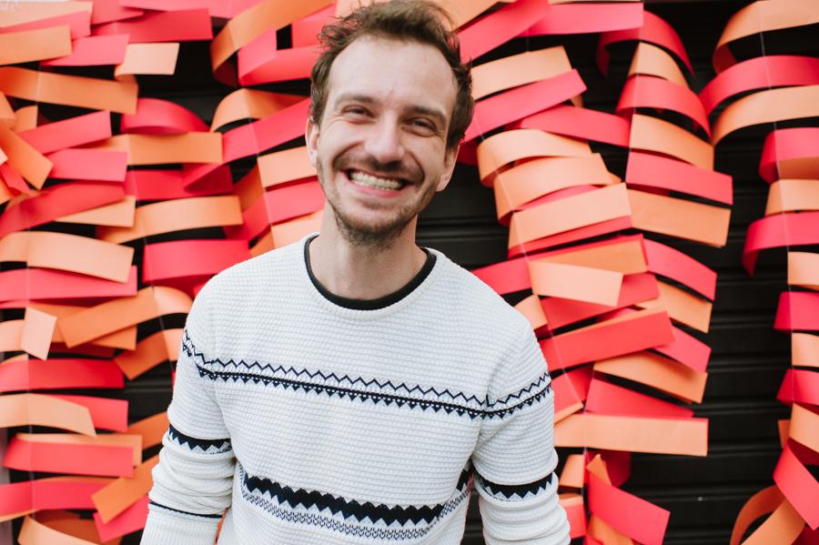 Johan Correia - Mr. T