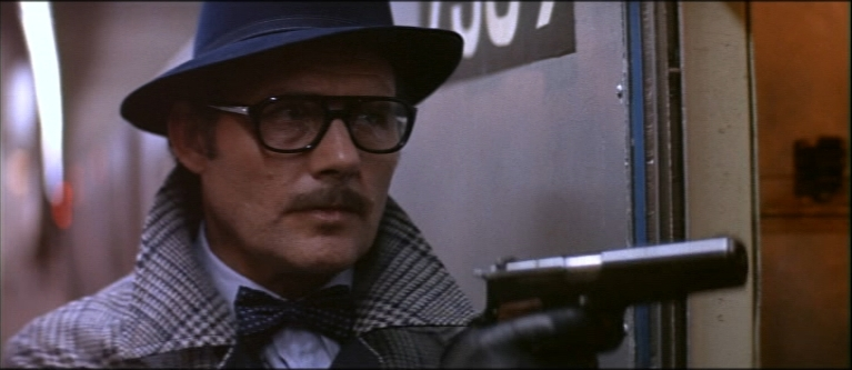 Robert Shaw as Blue