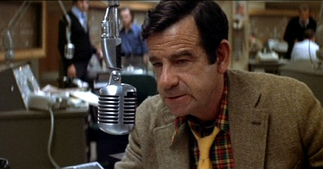 Walter Matthau rocking the plaid shirt, yellow tie and tweed blazer