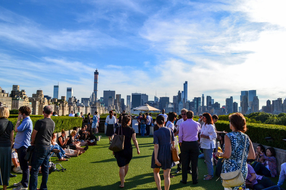 The Met Roof Garden