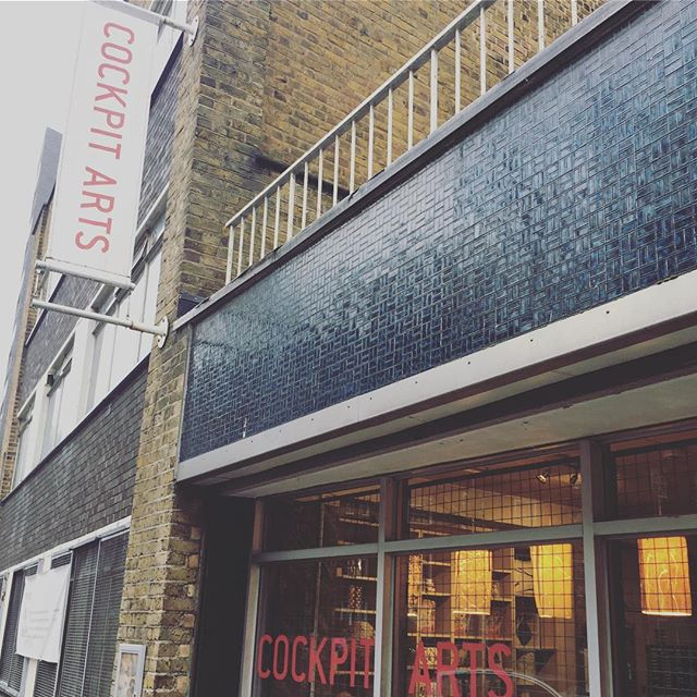 Spend this grey rainy day perusing the wares of London's finest makers @cockpitarts deptford.  #meettheartist #deptford #deptfordhighstreet #meetthemaker #makersgonnamake #southlondon