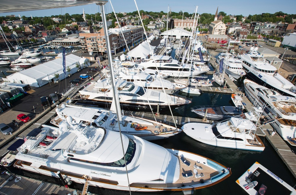 2015 Newport Charter Yacht Show (Photo Credit Billy Black)