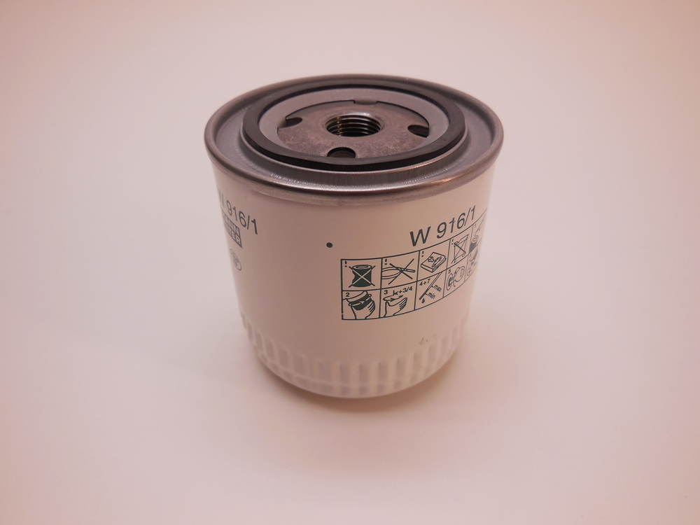 Oil Filter Häggo Nr: 453 7091-051 Price: 59 SEK