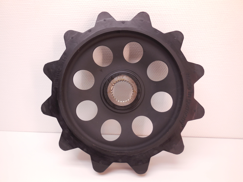 Sprocket Wheel Häggo Nr: 253 6116-801 Price: 5400 sek