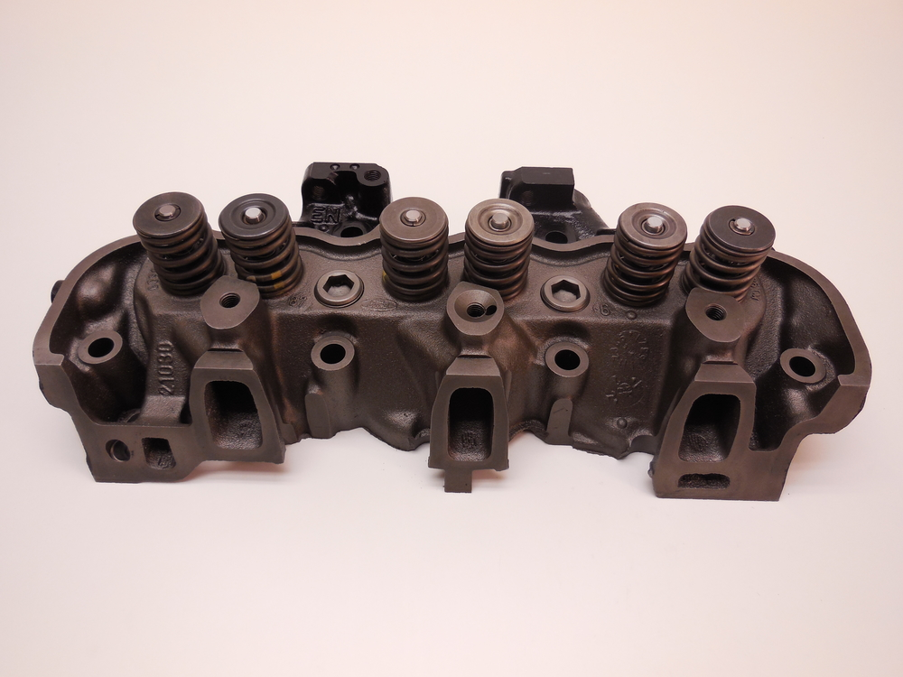 Renovated Cylinder Head Häggo Nr: 453 7091-084 price: 13 500 sek