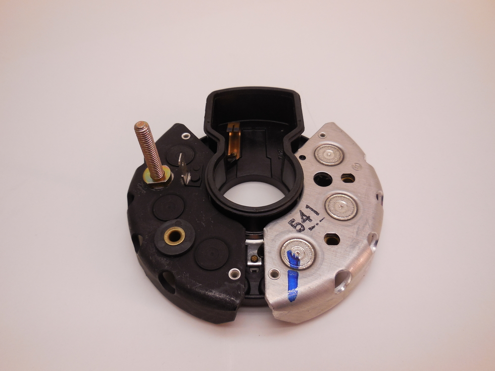 diode plate häggo Nr: 253 6204-607 Bosch Nr: 1 127 320 541 price: