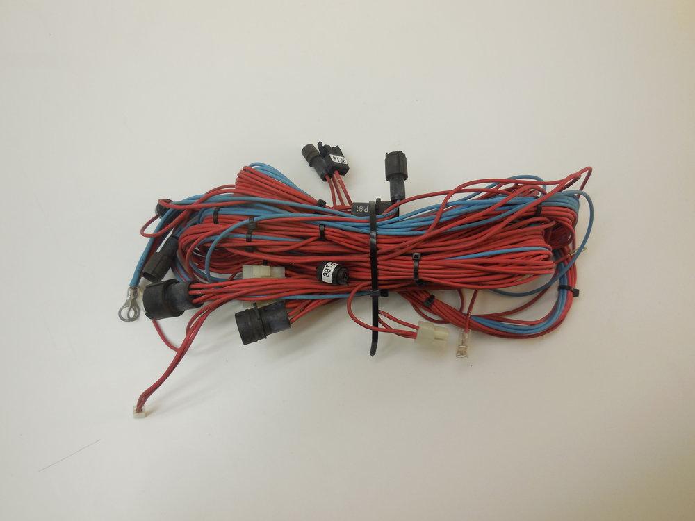 Cabling, bv 206 D motor kabel   Häggo nr:253 8685-801 Price: