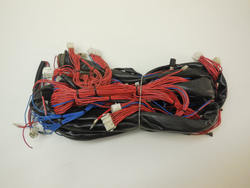 Cabling, dashboard bv D6   Häggo nr:153 6511-801 Price: