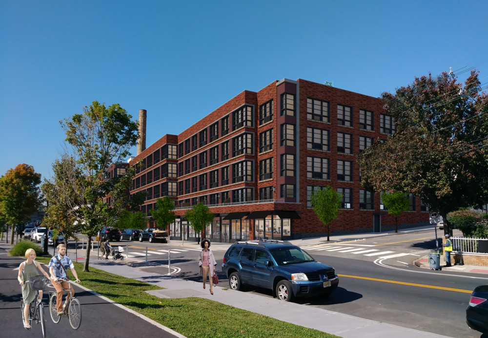 975 Garfield Avenue - Proposed View