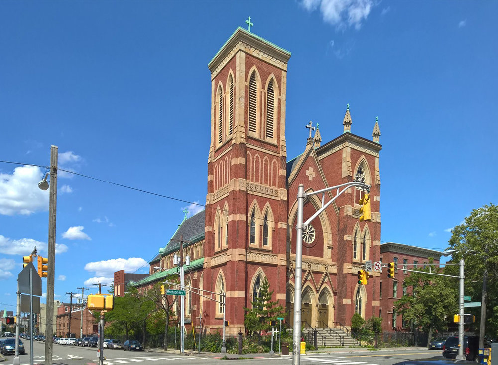 380 Montgomery Street (Formerly St. Bridget's Church)