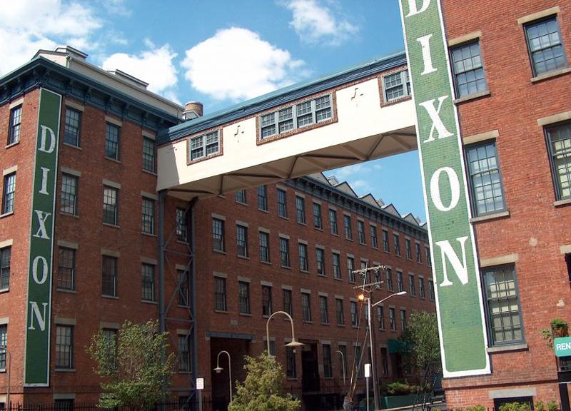Dixon Pencil Factory