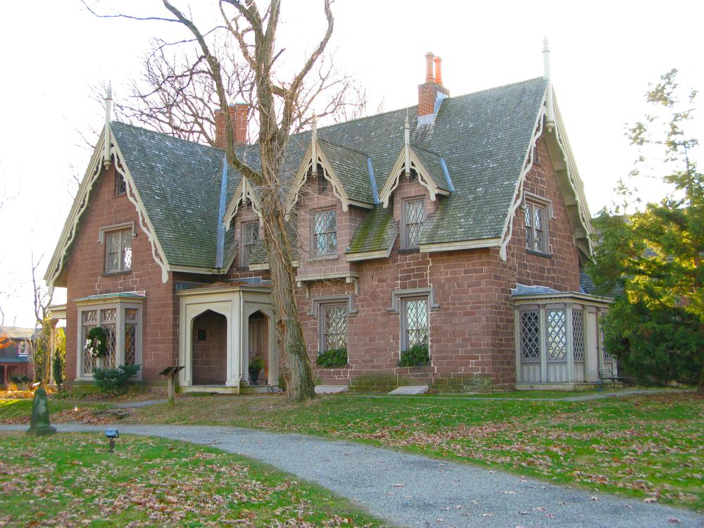 Hermitage House