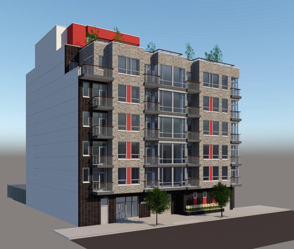 75 Jordan Avenue - Front View