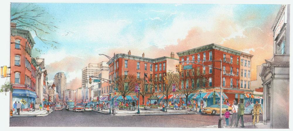 Historic Newark Avenue