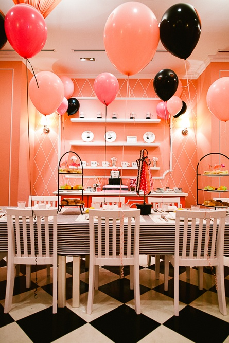 Over The Top Kids Parties Eloise At The Plaza Petite Seats