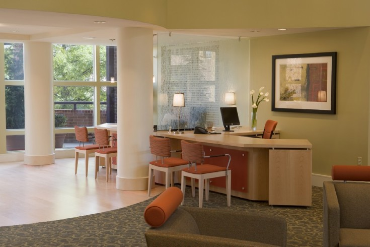 Shirlington Leasing Office
