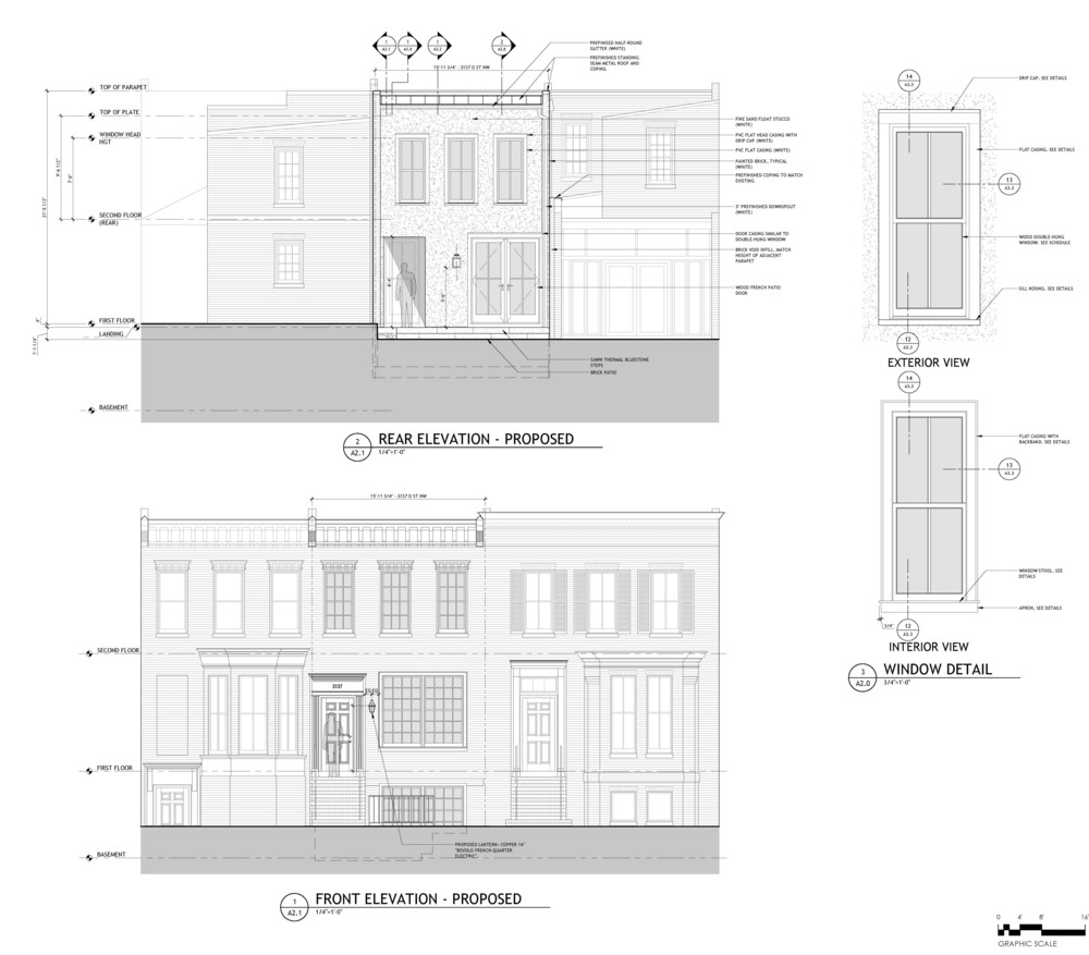 Renovation/Addition | Georgetown DC