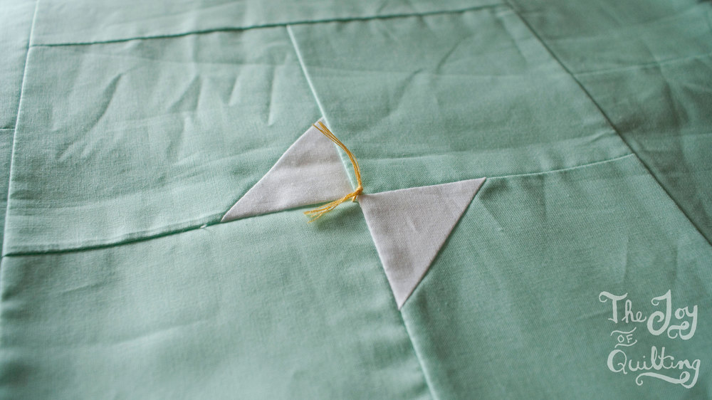 The Joy Of Quilting - Simple Bow Tie Quilts