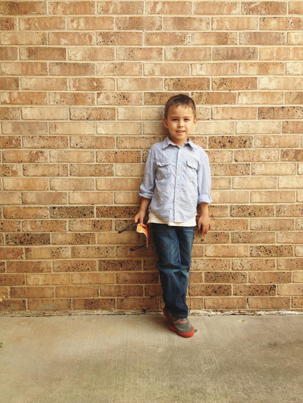 Last Spring Preschool Program