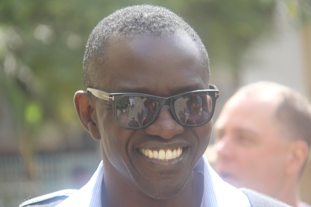 Amary Seck, Founder and President of Students for Senegal