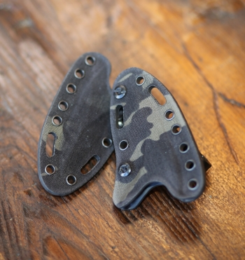 Black Camo Sheath