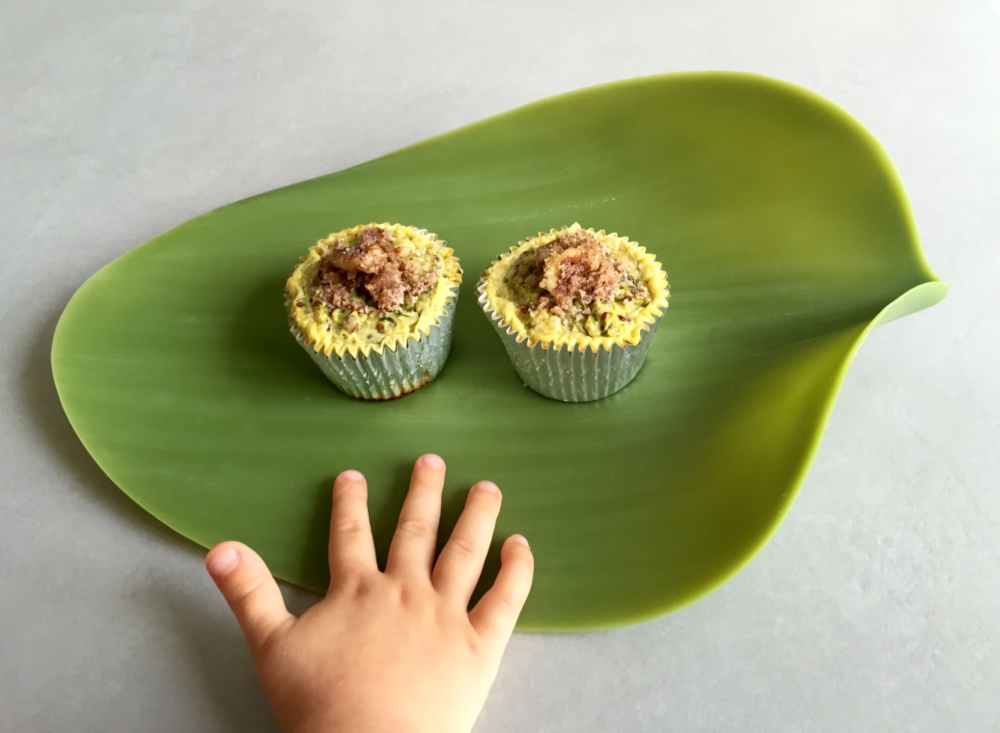 Leaf Serving Tray by Nao Tamura