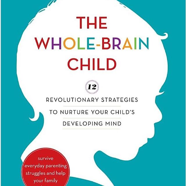 Struggling with some challenging toddler behaviors recently? This book #thewholebrainchild is extremely clear and gives you a wonderful new perspective on how kids brains work (and adults for that matter) and how to work with this process instead of against it. It's an insightful and very practical guide to understand how your child's brain is wired and how to use this info. Learn more by clicking on the link in profile.