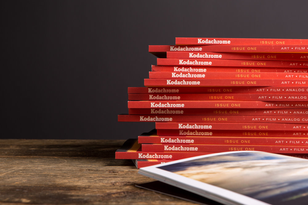KODACHROME MAGAZINE Issue 1 - 2017