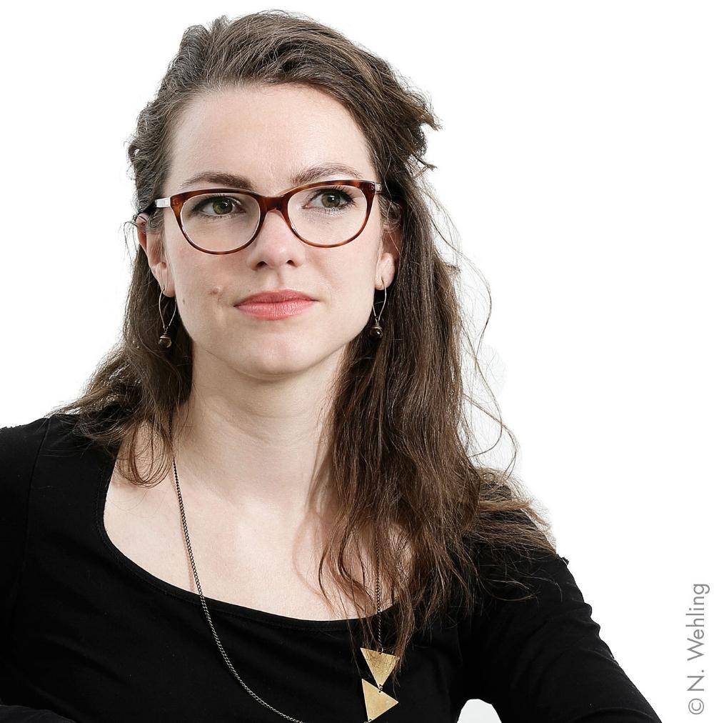 director / founder Sabine De Schutter M.A. Lighting Design, M.A.Interior Architecture, Design Thinking