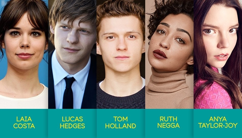 EE Rising Star BAFTA Award Nominees 2017 - The EE Rising Star is our very own award at the EE British Academy Film Awards, which recognises the world's best upcoming talent.