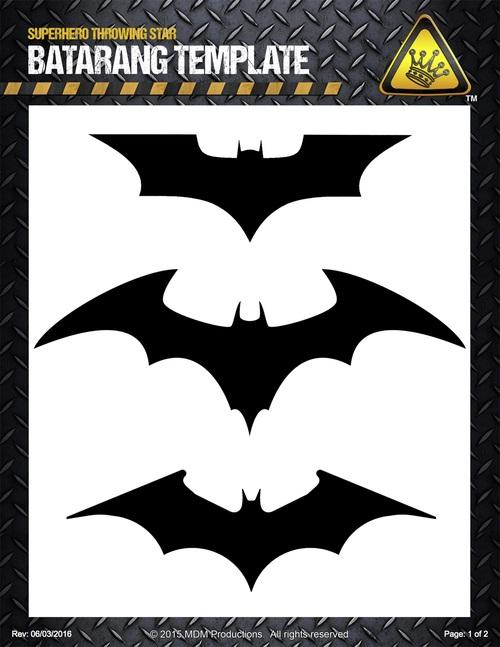 Batman Beyond Batarang Template Related Keywords & Suggestions ...