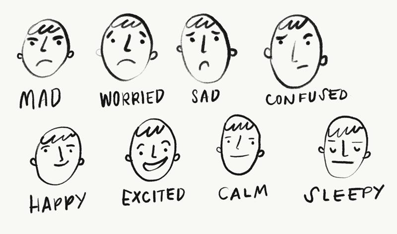 Exploring facial expressions