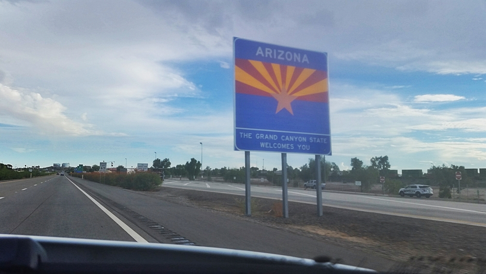 Welcome to Arizona!