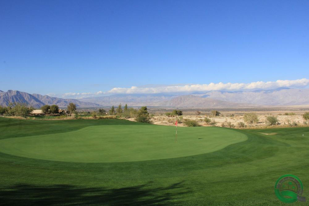 Rams Hill Golf Club - Green
