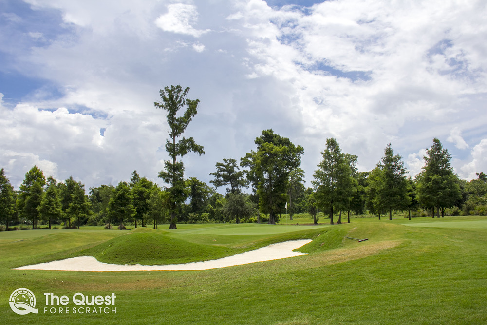 TPC Louisiana Hole 1