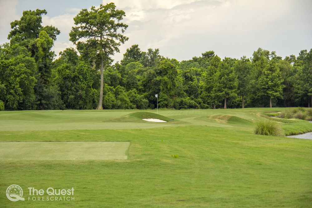TPC Louisiana Hole 3