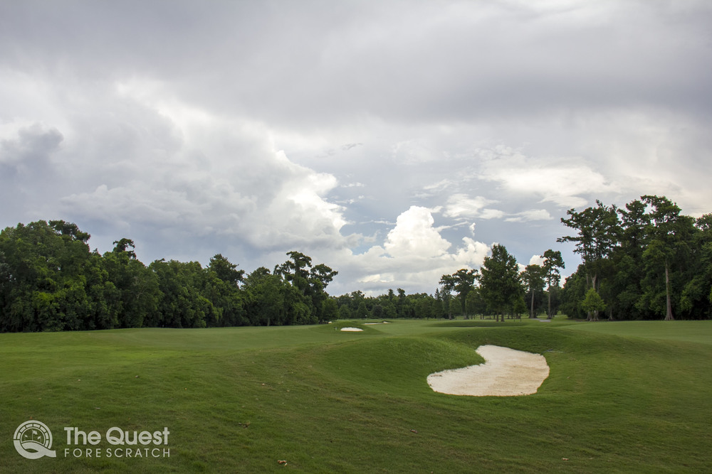 TPC Louisiana Hole 7