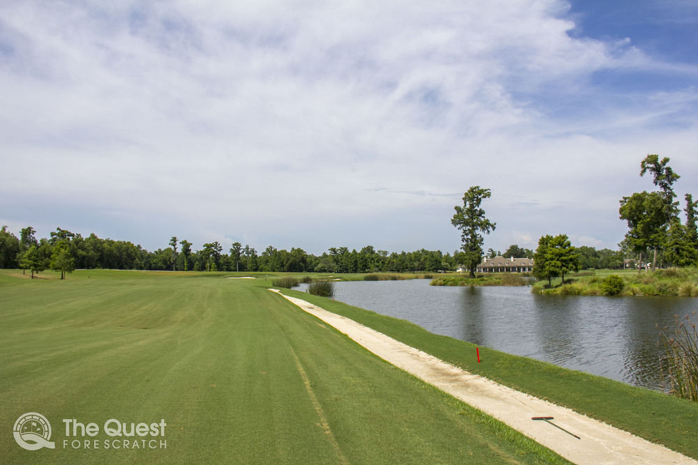 TPC Louisiana Hole 18