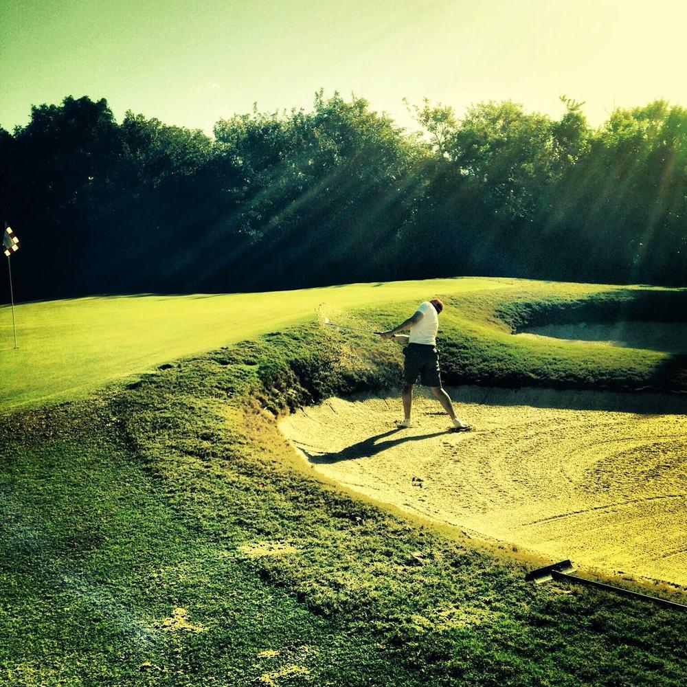 Golf San Shot