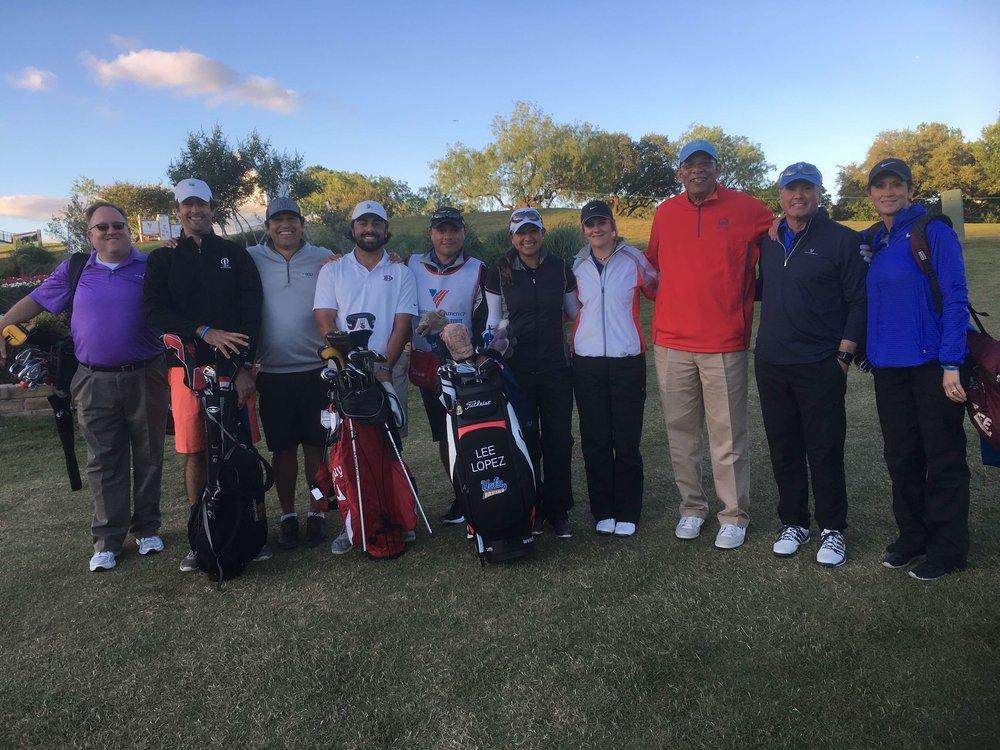 Team Lee Lopez - Texas Shootout