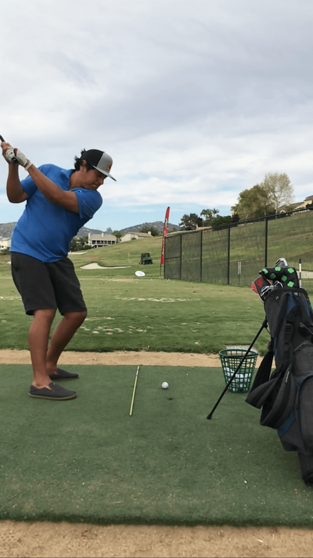 Proper Golf Alignment Tool