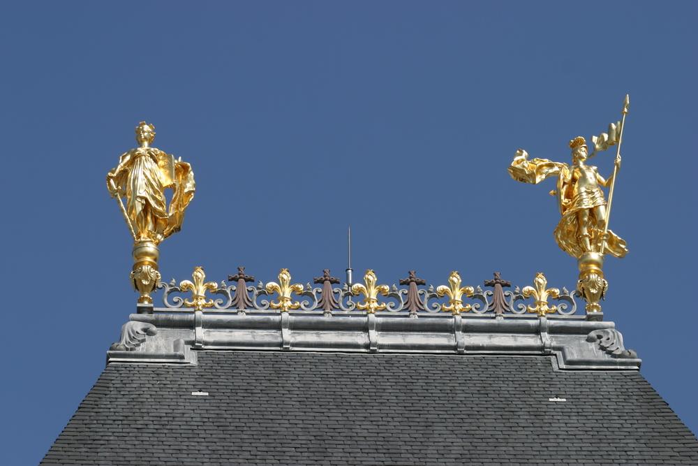 Parlement de Bretagne et Cour d'Appel de Rennes