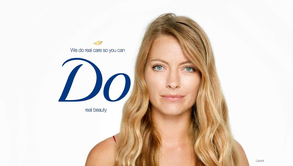 The 'Dove Real Beauty Pledge'