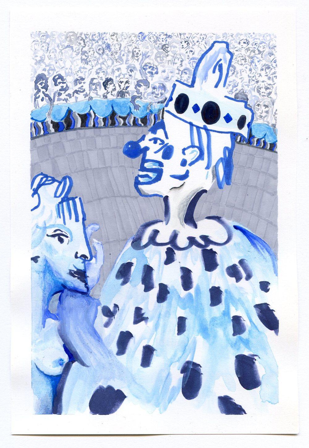 BLUE #5
